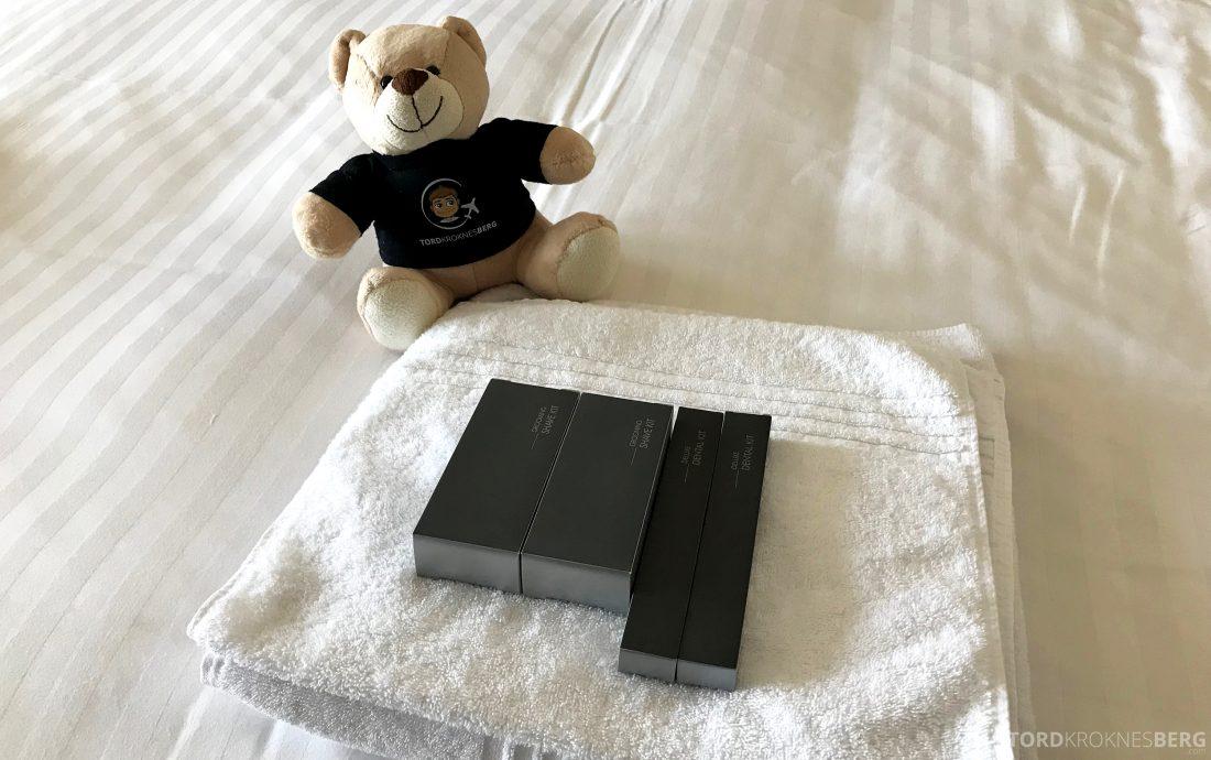 Marriott Berlin Hotel amenities