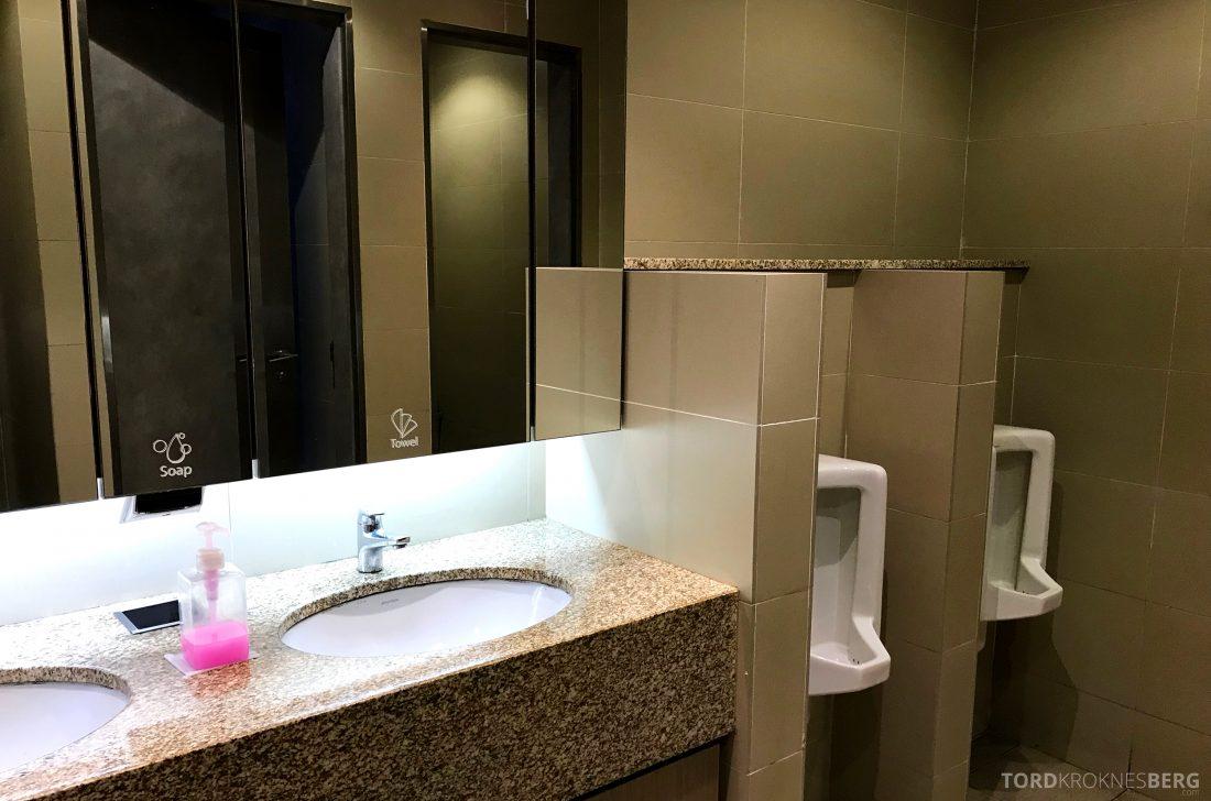 Plaza Premium Lounge Penang toaletter