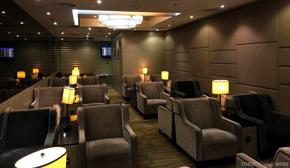 Plaza Premium Lounge Penang sitteplasser