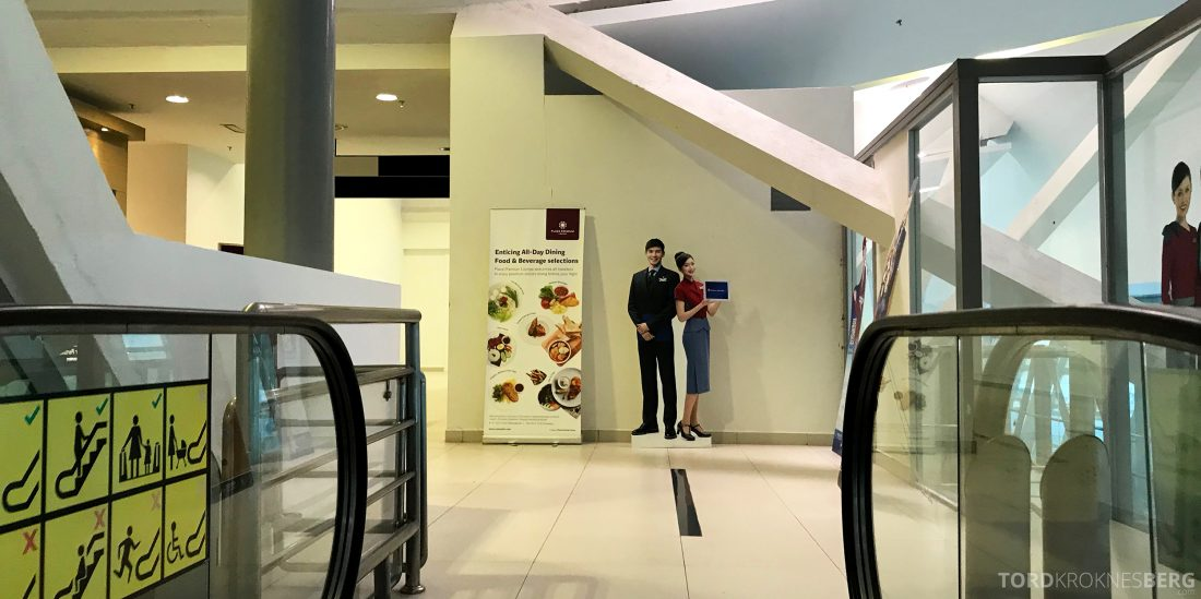 Plaza Premium Lounge Penang inngang