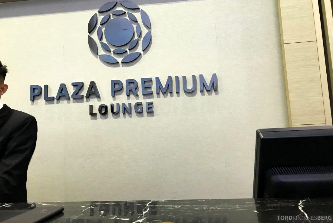Plaza Premium Lounge Penang resepsjon