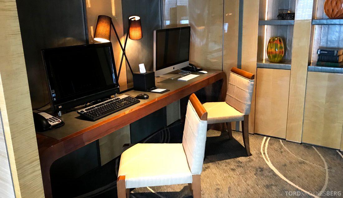 Ritz-Carlton Hong Kong Club Lounge datarom