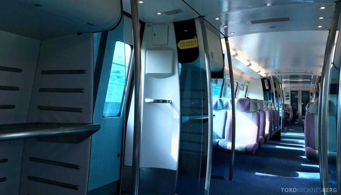 Ritz-Carlton Hong Kong Hotel flytoget