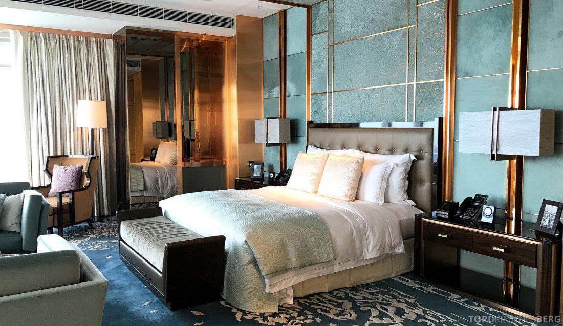 Ritz-Carlton Hong Kong Hotel presidentsuite seng