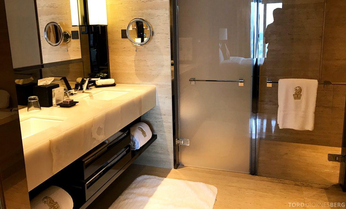 Ritz-Carlton Hong Kong Hotel bad