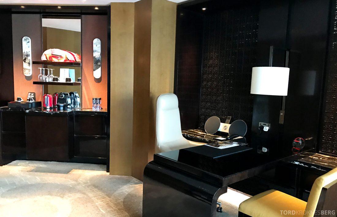 Ritz-Carlton Hong Kong Hotel kontorplass