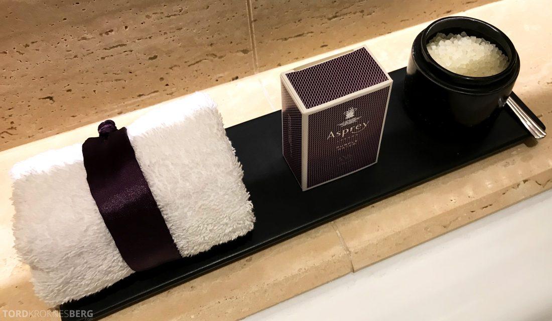 Ritz-Carlton Hong Kong Hotel badekarutstyr