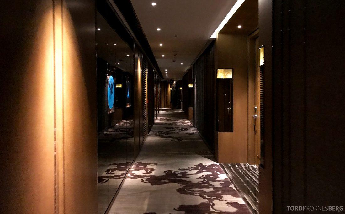 Ritz-Carlton Hong Kong Hotel korridor