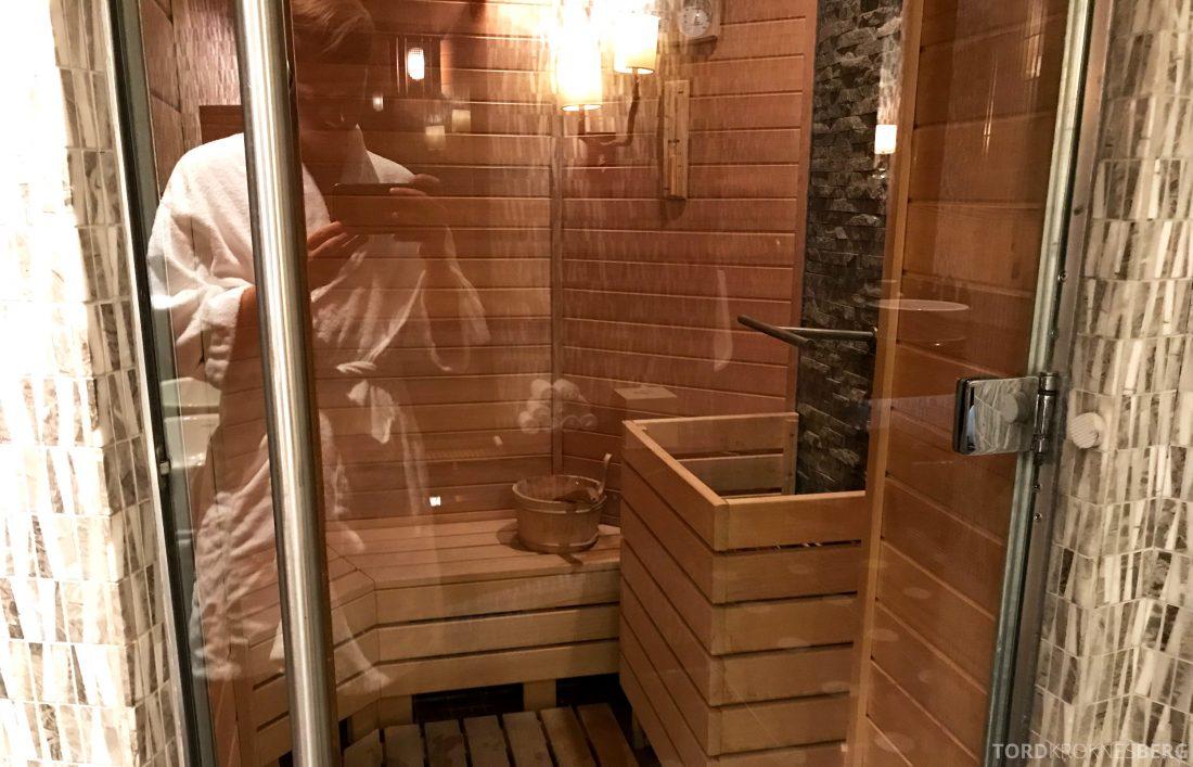 Ritz-Carlton Hong Kong Hotel badstue