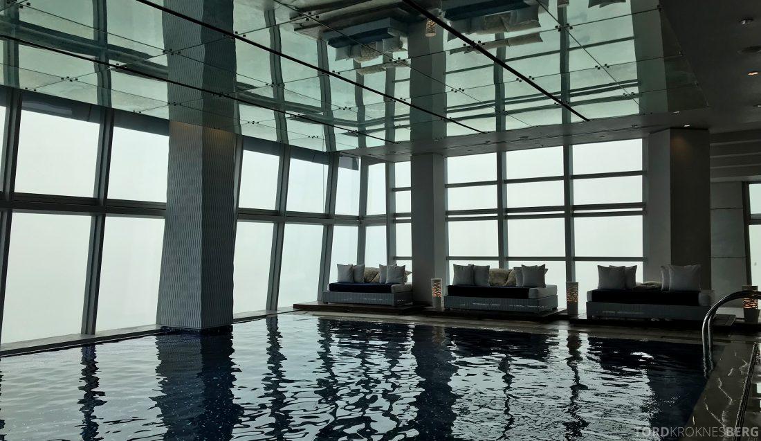 Ritz-Carlton Hong Kong Hotel basseng