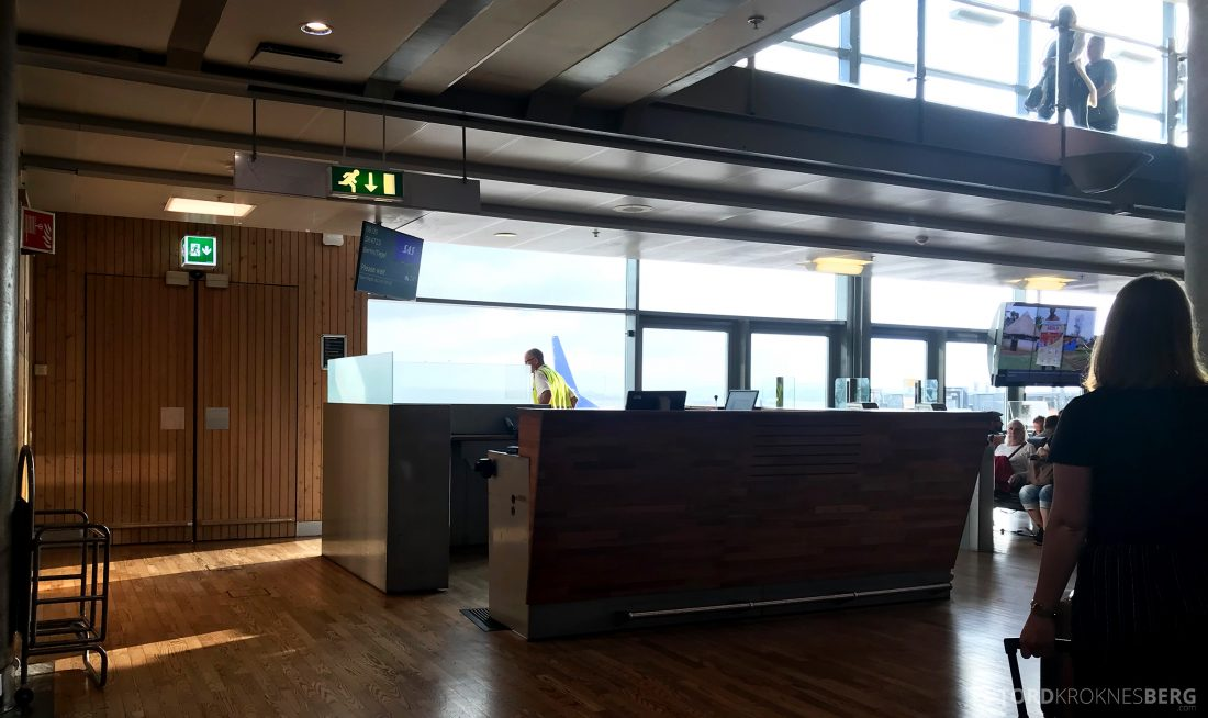 SAS Plus Oslo Berlin gatr