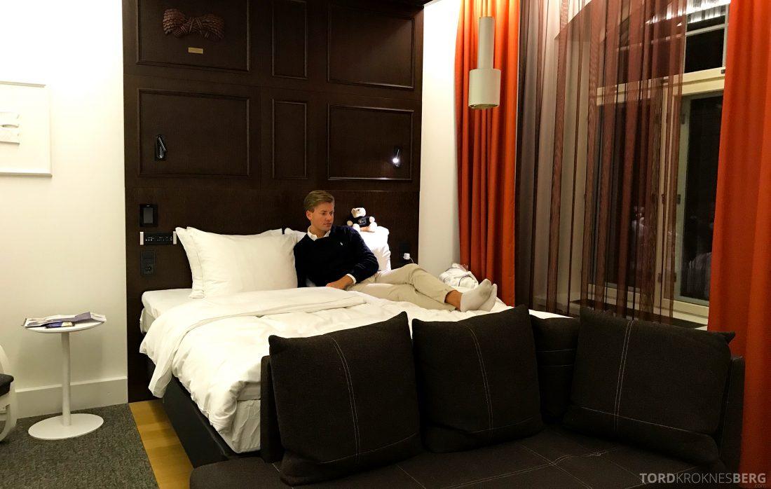 Radisson Blu Plaza Hotel Helsinki Tord Kroknes Berg rom