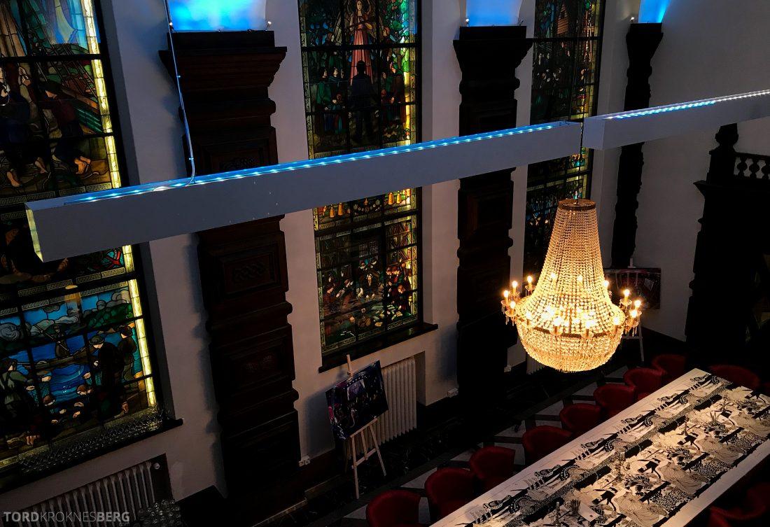 Radisson Blu Plaza Hotel Helsinki spisesal