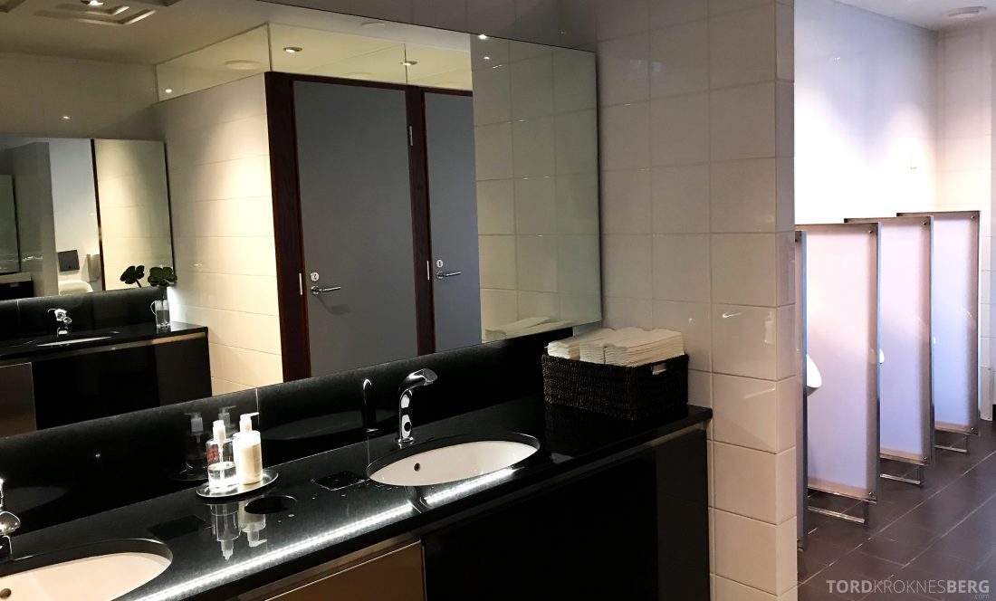 Radisson Blu Plaza Hotel Helsinki fellestoaletter