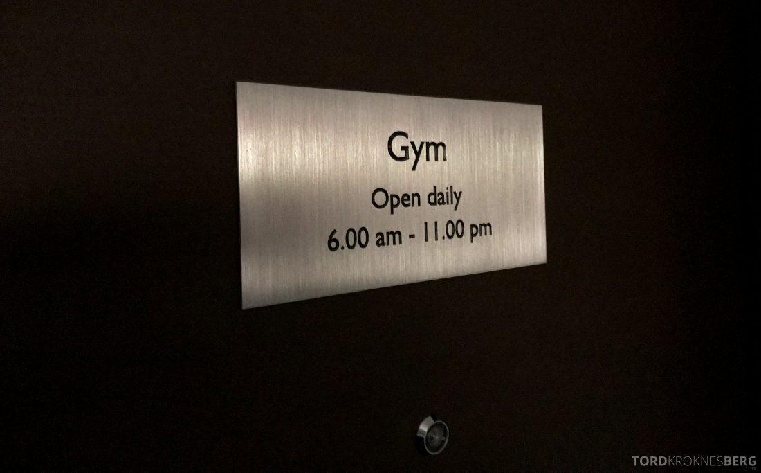 Radisson Blu Plaza Hotel Helsinki gym