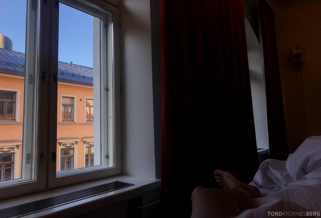 Radisson Blu Plaza Hotel Helsinki morgen