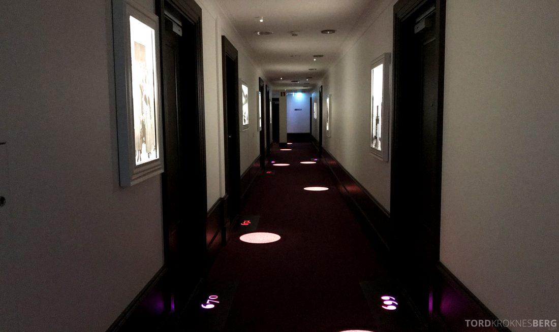 Radisson Blu Plaza Hotel Helsinki korridor