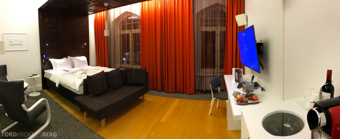 Radisson Blu Plaza Hotel Helsinki panorama