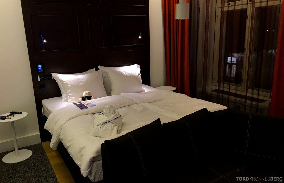 Radisson Blu Plaza Hotel Helsinki seng