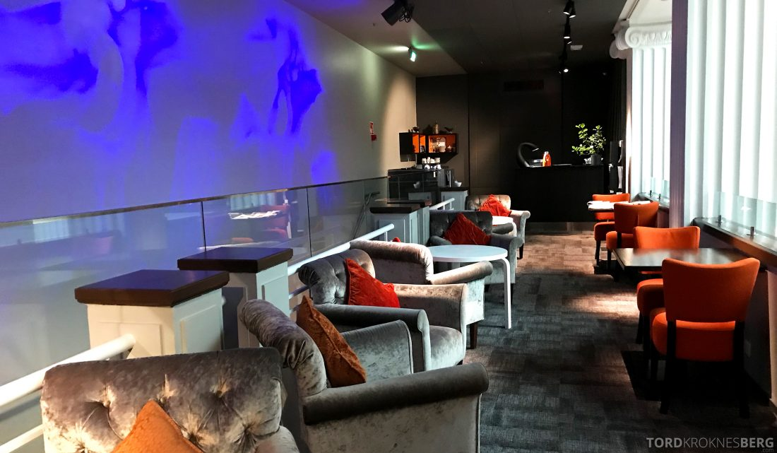 Radisson Blu Plaza Hotel Lounge Helsinki lokale