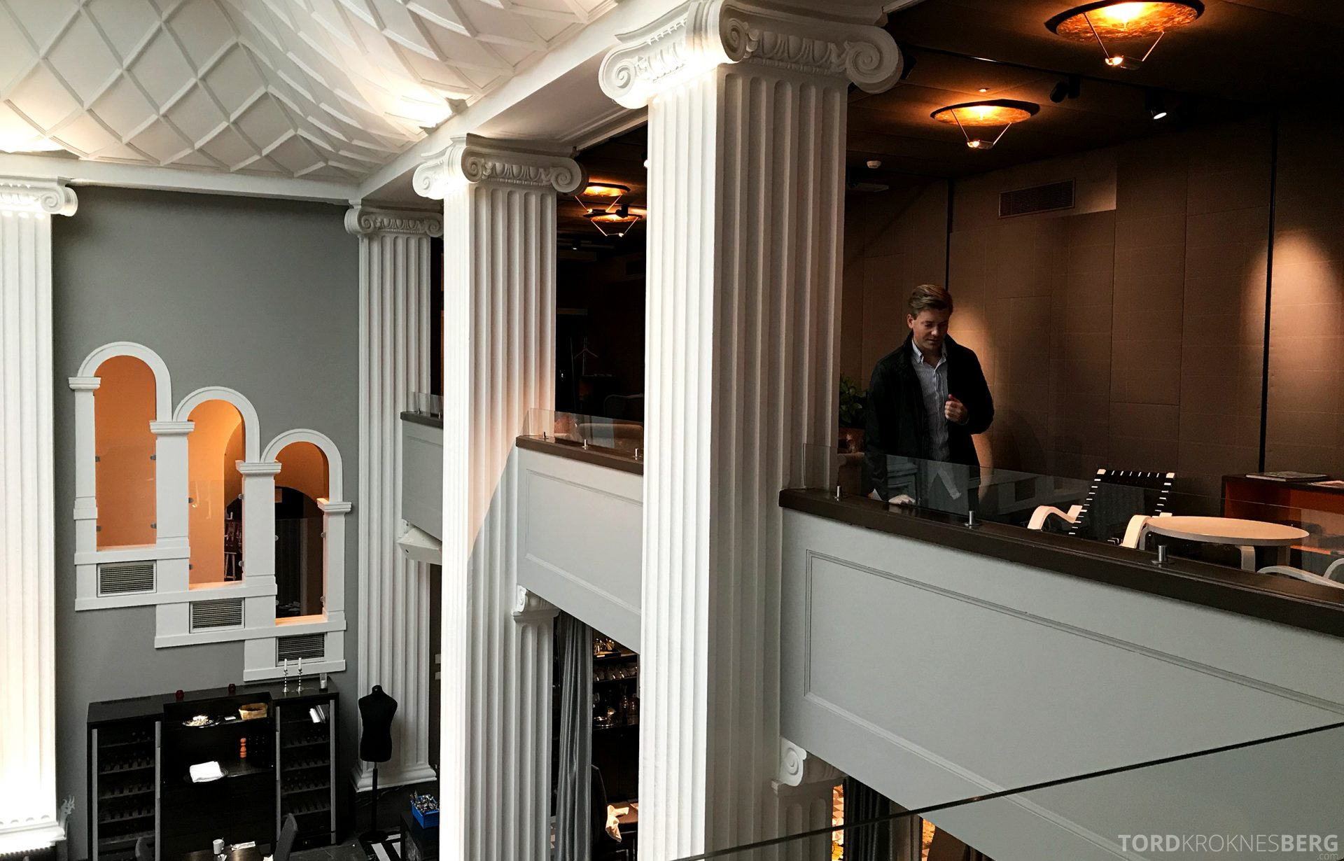 Radisson Blu Plaza Hotel Lounge Helsinki Tord Kroknes Berg