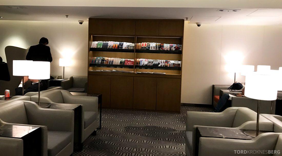 SilverKris Lounge Hong Kong magasiner