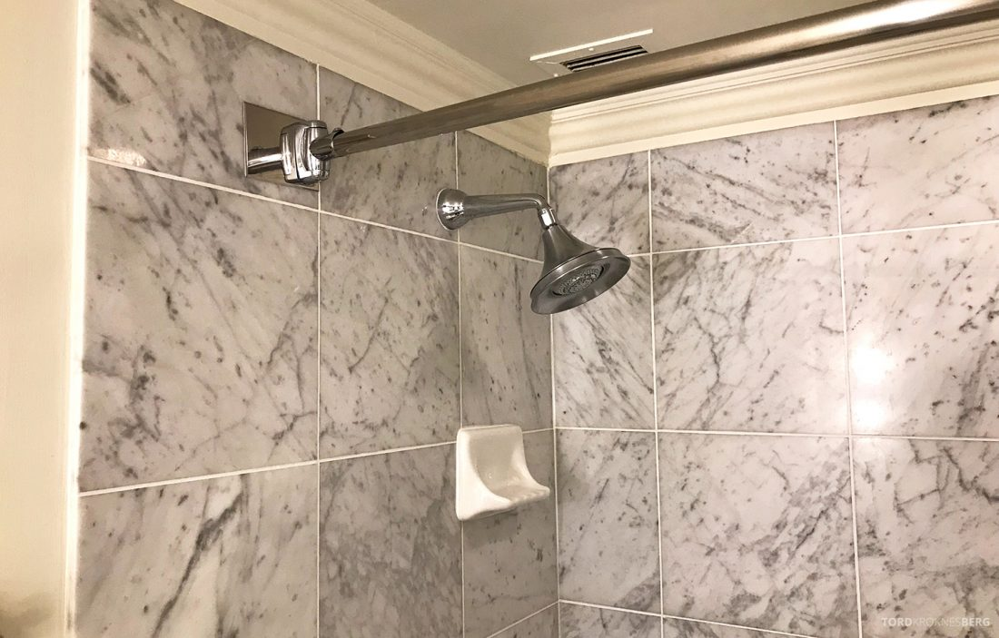 Ritz-Carlton Pentagon City Hotel dusjhode
