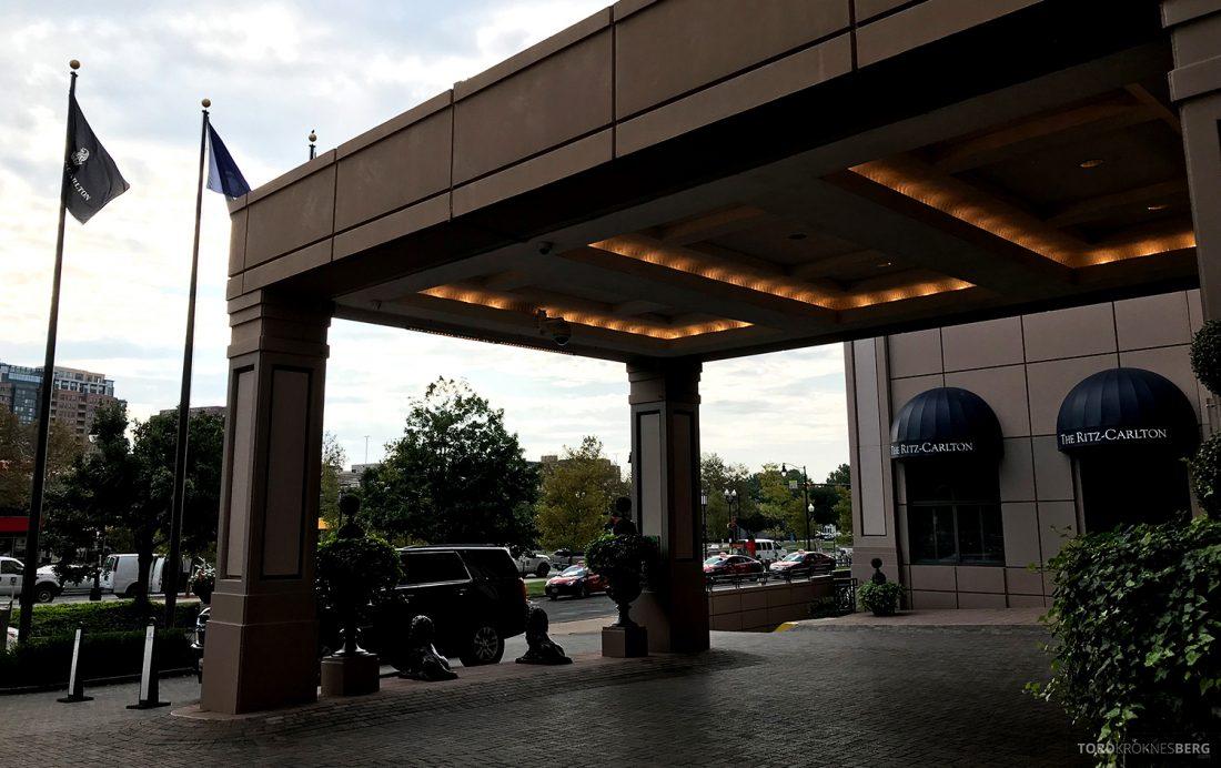Ritz-Carlton Pentagon City Hotel utenfor