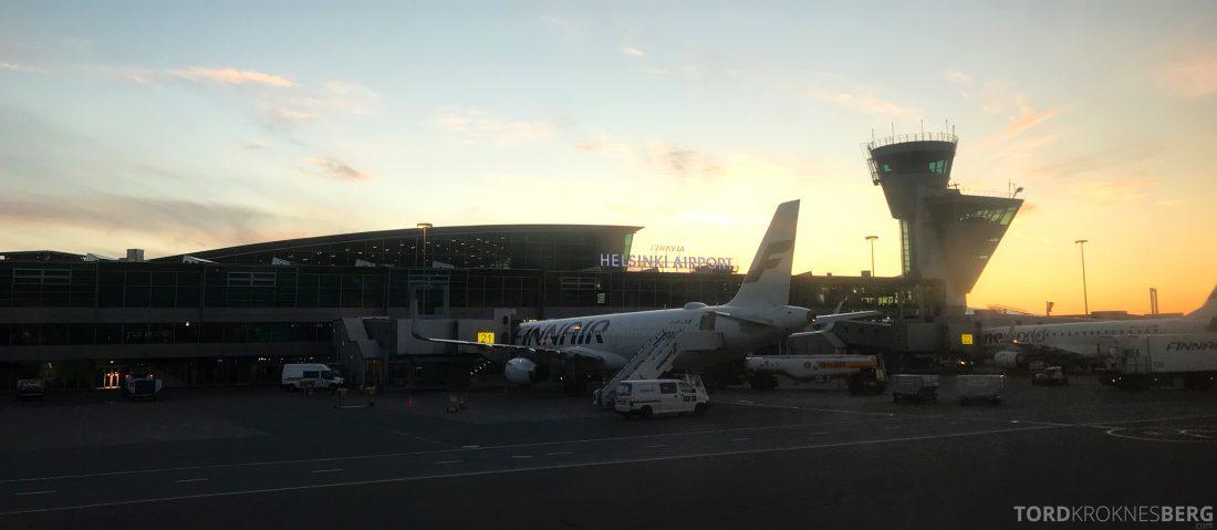 SAS Go JetTime Helsinki Oslo lufthavn