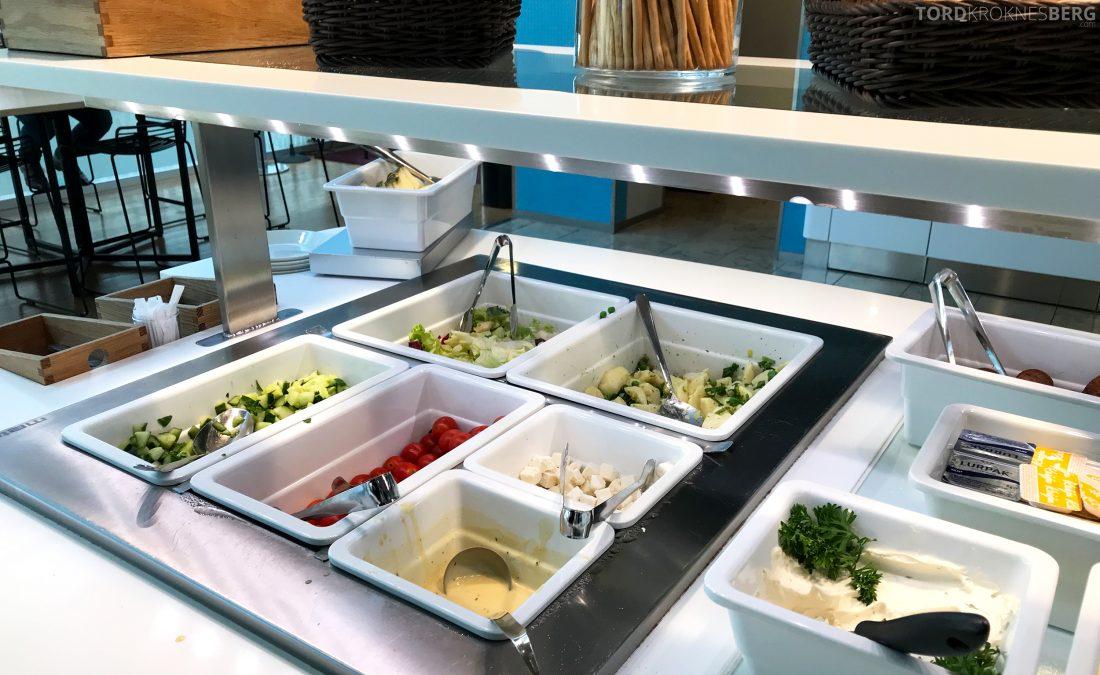 SAS Lounge Helsinki mat