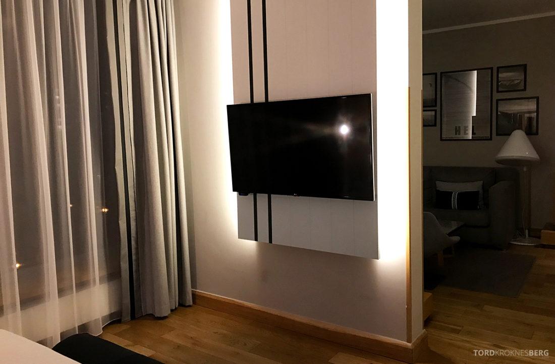 Marriott Hotel Sopot fjernsyn