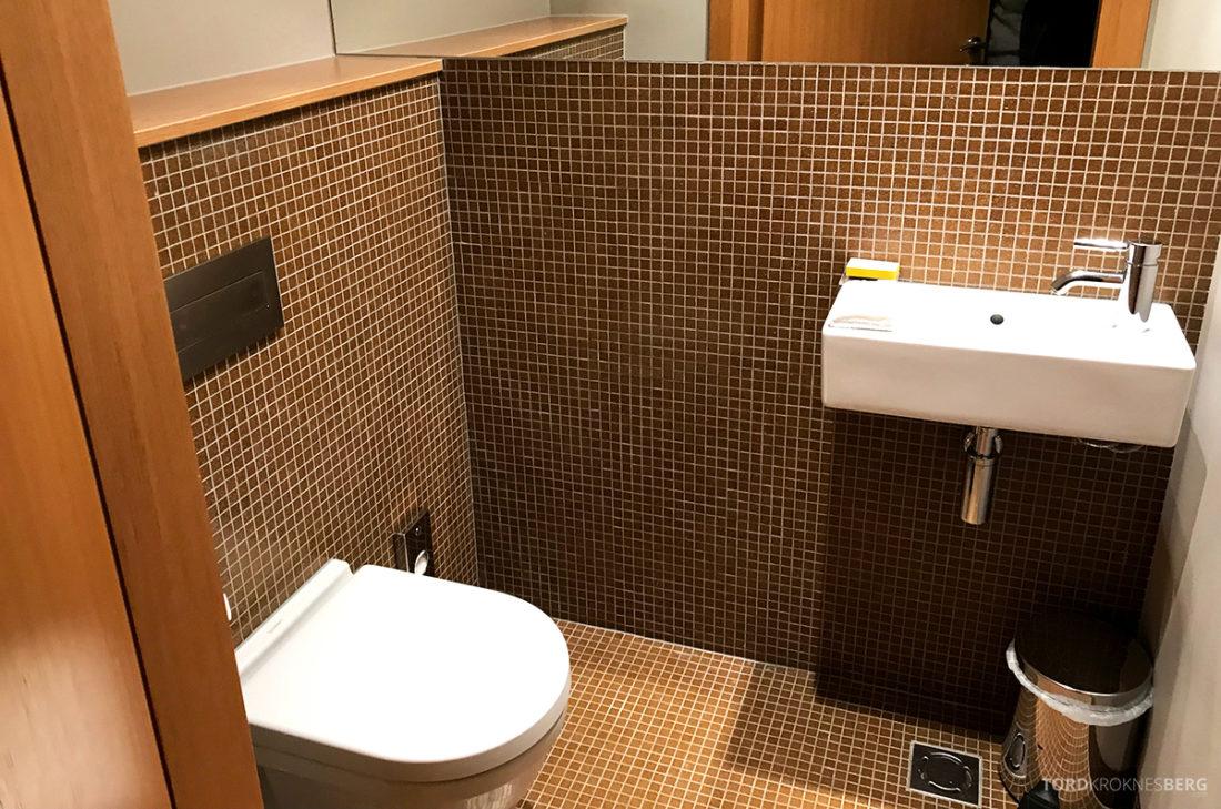 Marriott Hotel Sopot toalett