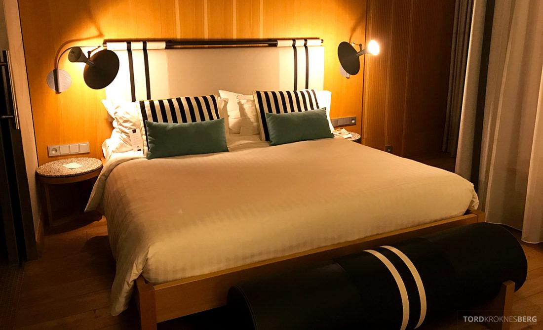 Marriott Hotel Sopot dobbeltseng