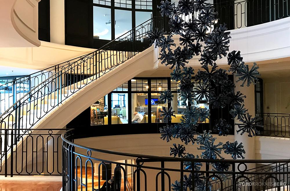 Renaissance La Defense Hotel Paris trapp