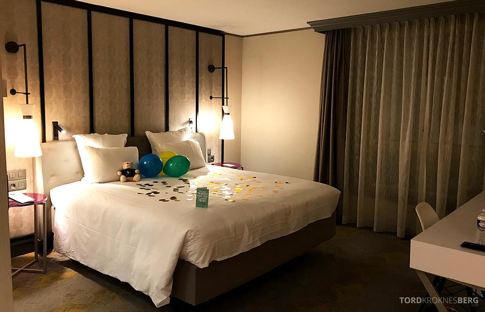 Renaissance La Defense Hotel Paris seng
