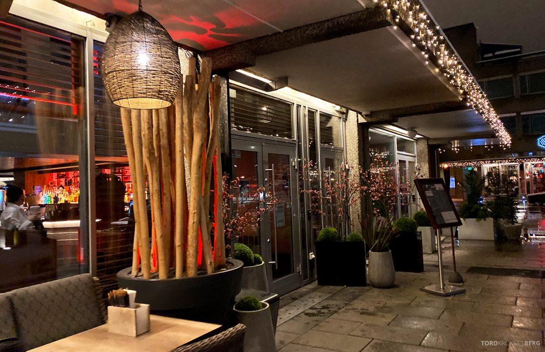 Restaurant Sumo Oslo inngang