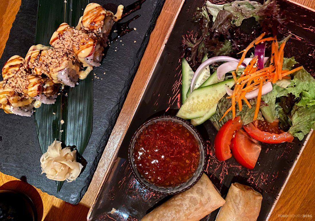 Restaurant Sumo Oslo forrett
