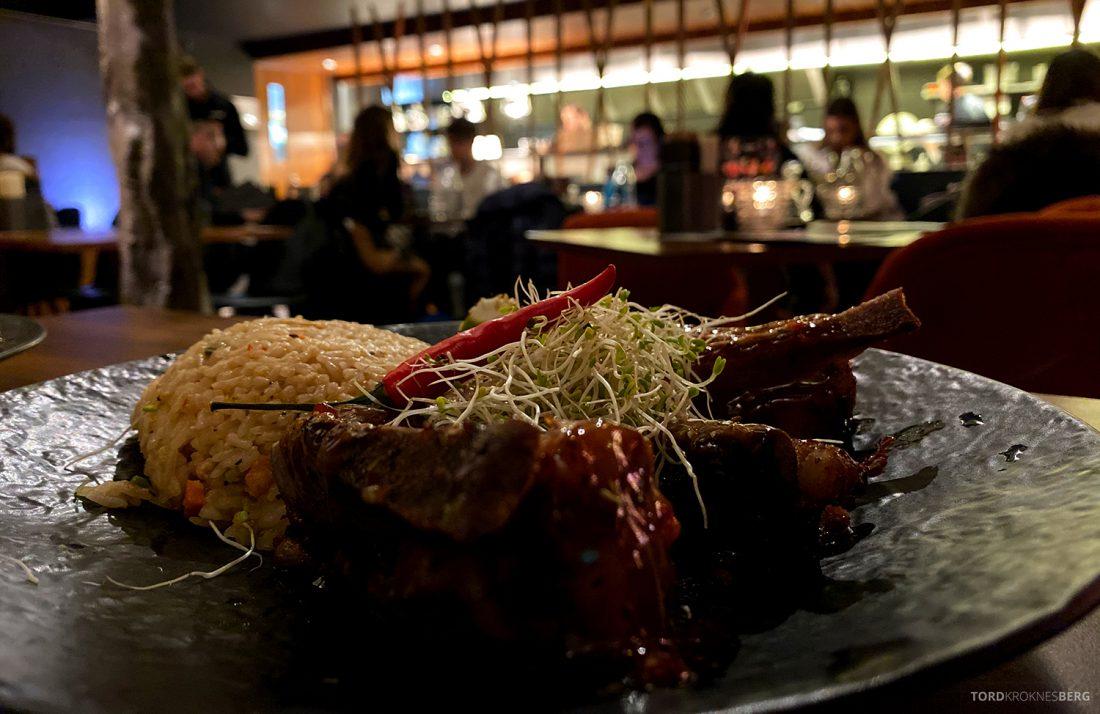 Restaurant Sumo Oslo ribbe