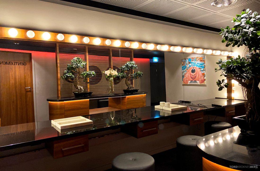 Restaurant Sumo Oslo sminkebord