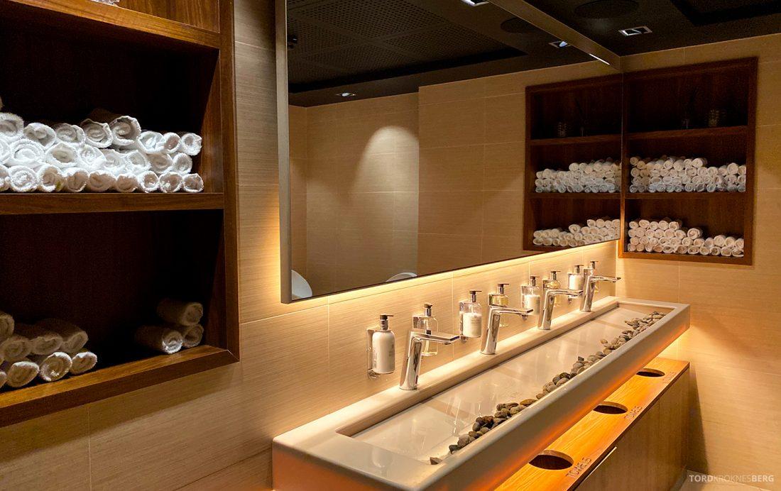 Restaurant Sumo Oslo toalett