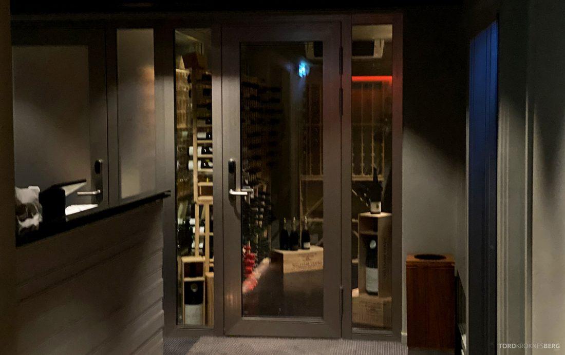 Restaurant Sumo Oslo vinkjeller