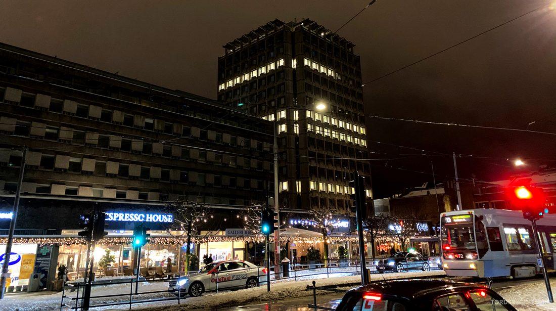 Restaurant Sumo Oslo Solli Plass