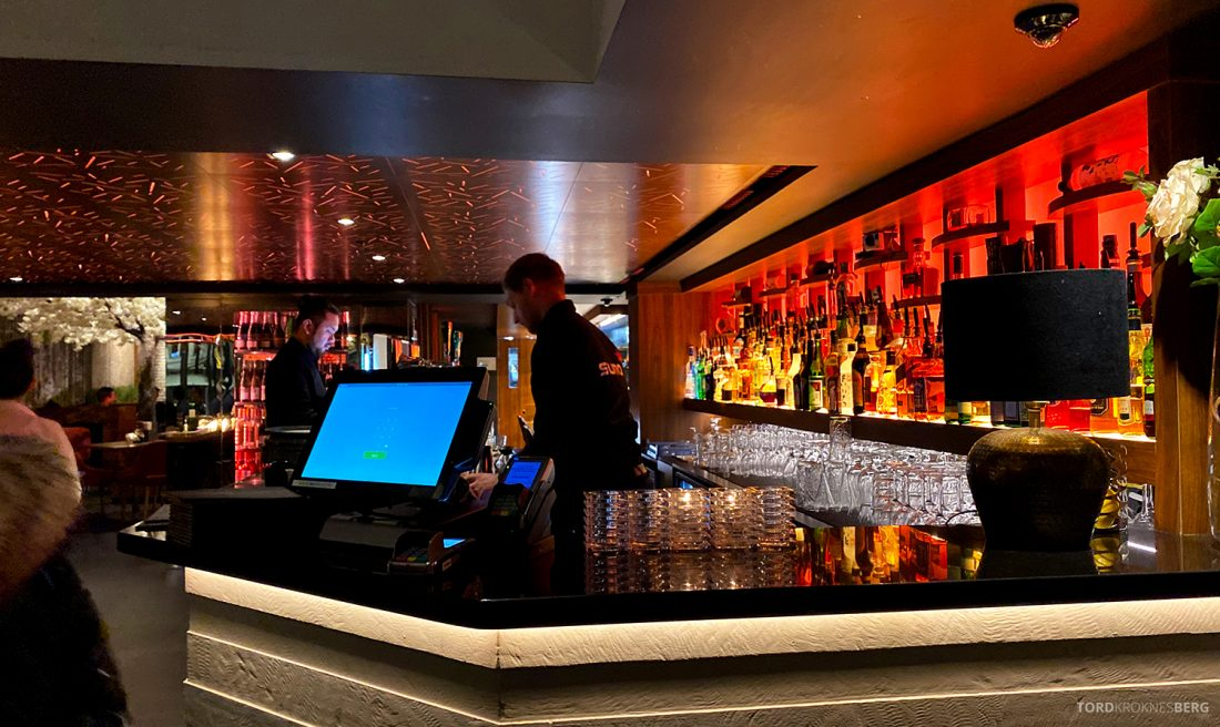 Restaurant Sumo Oslo bar