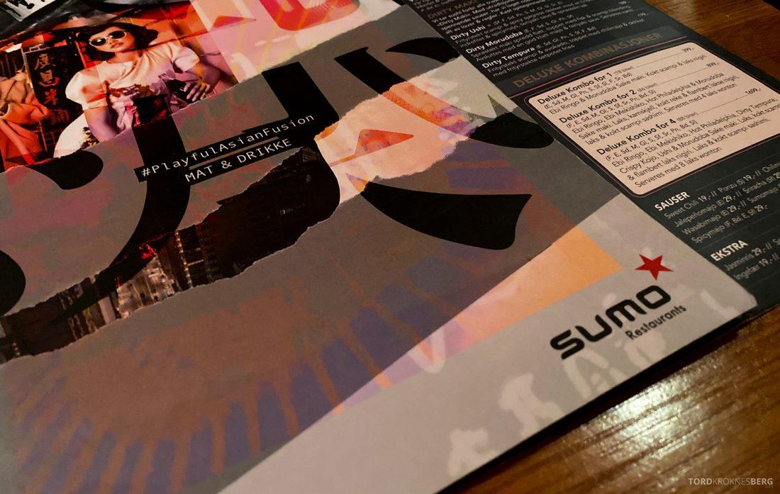 Restaurant Sumo Oslo logo