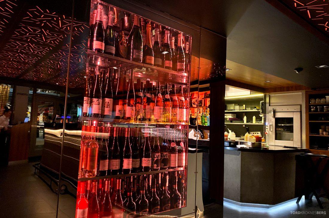 Restaurant Sumo Oslo kjøkken