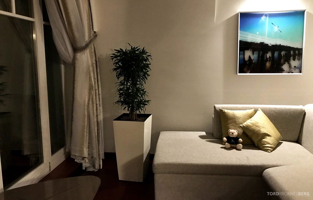 Sheraton Hotel Sopot sofakrok