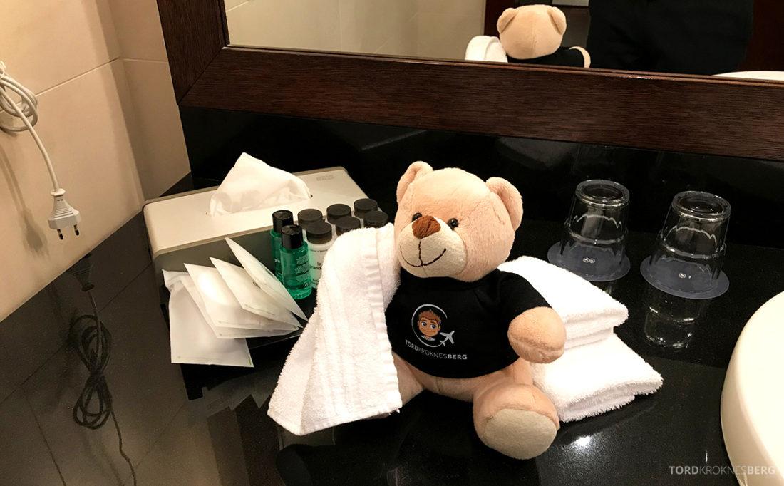 Sheraton Hotel Sopot bad reisefølget