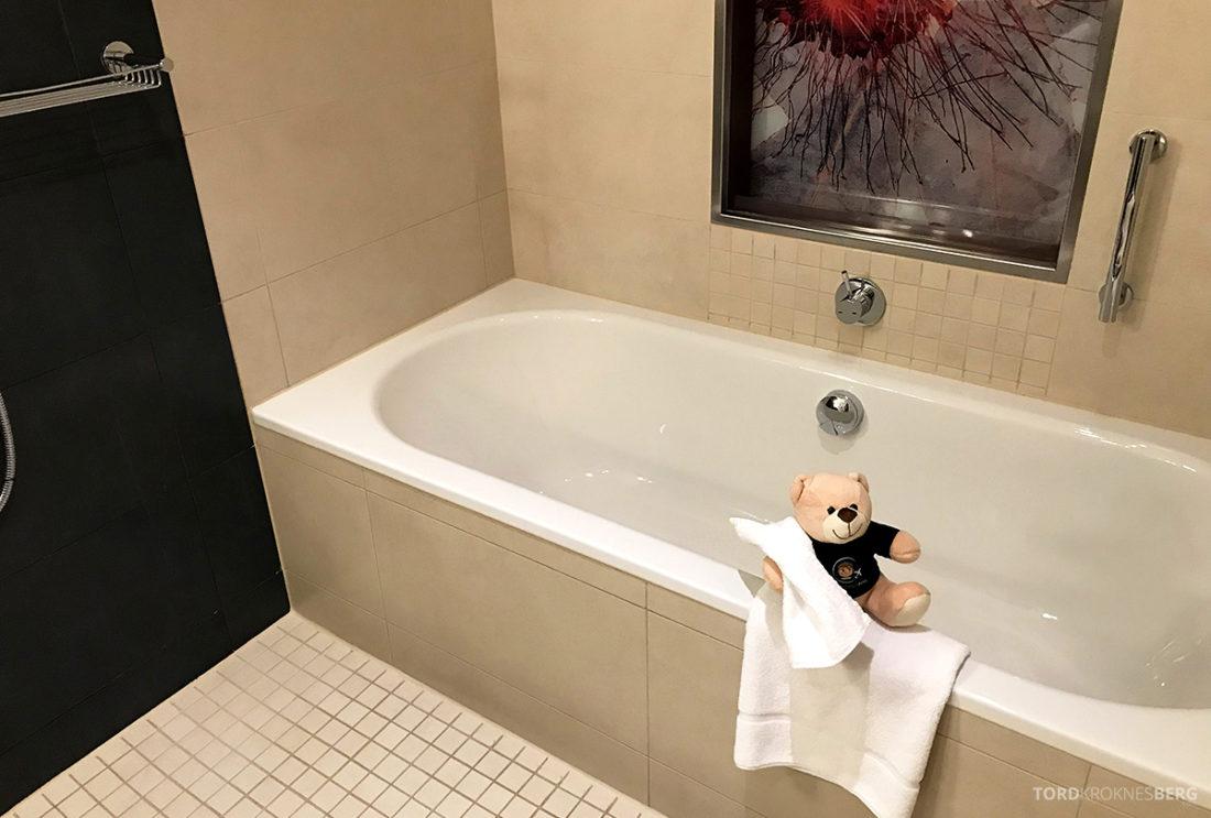 Sheraton Hotel Sopot badekar