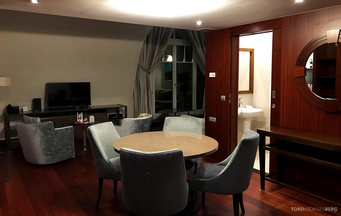 Sheraton Hotel Sopot suite