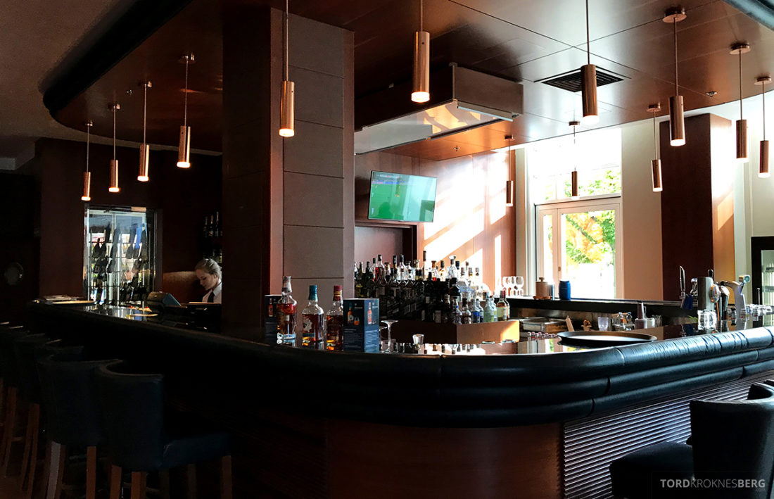 Sheraton Hotel Sopot bar